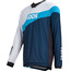IXS Race 7.1 DH Bike Jersey Longsleeve Men blue/white
